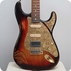 Paoletti Guitars Stratospheric Loft SSS Aged Sunburst 2020 Aged Sunburst