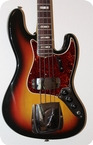 Fender-Jazz Bass-1967-Sunburst