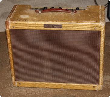 Fender Deluxe 5e3 1956 Tweed