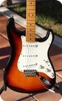 Fender Jimi Hendrix Voodoo Stratocaster 1997 Sunburst