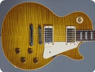 Gibson Les Paul Custom Shop 1958 Reissue 1998 Butterscotch