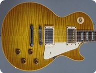 Gibson Les Paul Custom Shop 1958 Reissue 1998 Butterscotch