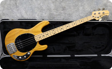 Music Man Stingray 1980 Natural