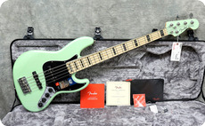 Fender Fender Ltd Edition American Elite Jazz Bass 5 2018 Surf Pearl