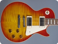 Gibson Custom Shop Les Paul 1959 Reissue 2002 Cherry Sunburst