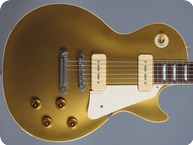 Gibson Custom Shop Les Paul 1956 Reissue 1998 Goldtop Allgold