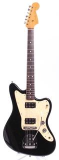 Fender Jazzmaster 66 Reissue Humbucker Conversion 1998 Black
