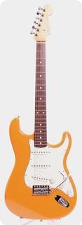 Fender Stratocaster 1993 Capri Orange