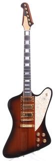 Gibson Firebird Vii 100th Anniversary Centennial 1994 Sunburst