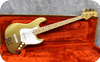 Fender -  Collectors Edition Jazz 1982 Gold