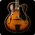 Gibson Johnny Smith 1968 Sunburst