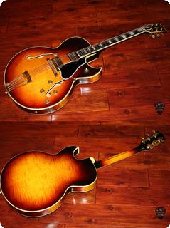 Gibson Byrdland 1962 Sunburst