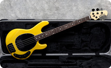 Ernie Ball Music Man Stingray 2017 Firemist Gold