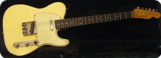 Real Guitars Standard Build Roadwarriore 2020 Vintage Yellow White