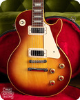 Gibson Les Paul Deluxe 1972 Cherry Sunburst