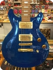 Gibson-Les Paul DC-Blue