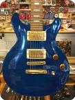 Gibson Les Paul DC Blue