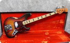 Fender Jazz 1973 Sunburst