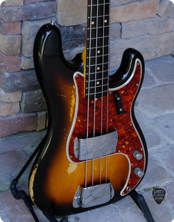 Fender Precision Bass  1960