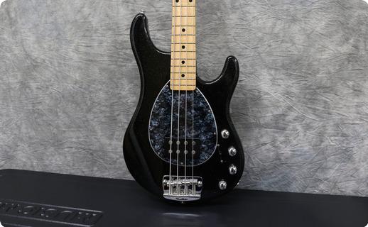 Music Man Sterling  2000 Black Sparkle