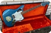 Fender -  Jaguar 1965 Lake Placid Blue