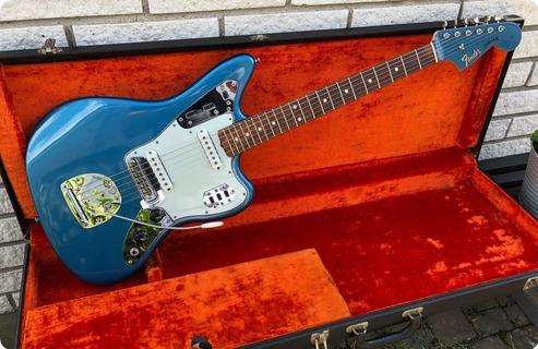 Fender Jaguar 1965 Lake Placid Blue