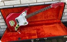 Fender Jaguar 1965 Candy Apple Red