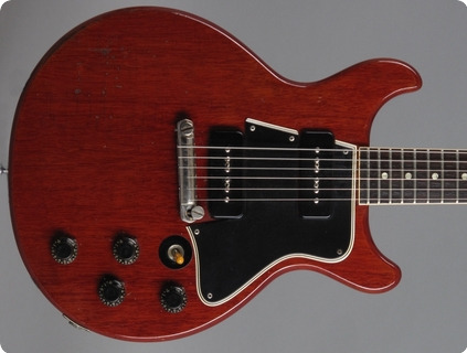 Gibson Les Paul Special Dc 1960 Cherry