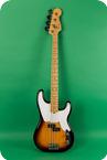 Fender Precision Bass 60th Anniversary Model 2011 Sunburst