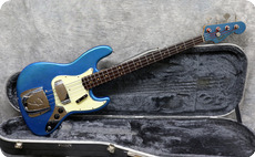Fender Jazz 1964 Lake Placid Blue Refinish