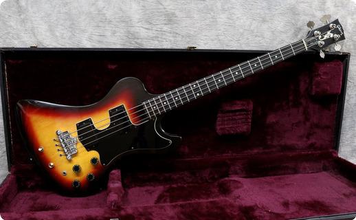 Gibson Rd Artist Bass 1979 Sunburst
