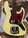Fender Jazz Bass 1965 Blonde Finish