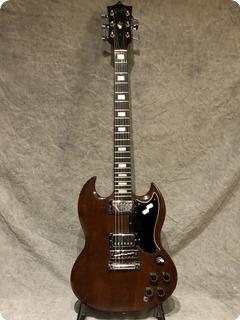 Gibson Sg Standard 74' 1974 Cherry Red