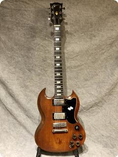 Gibson Sg Standard 73' 1973 Cherry Red