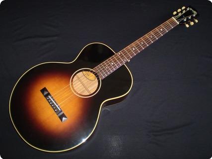 Orville By Gibson L 1 1992 Sunburst