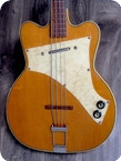 Kay K5970J Jazz Special Bass 1962 Blonde Finish