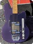 Hayman 4040 Bass 1973 Prince Purple Metallic Finish