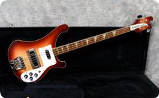Rickenbacker 4003 1987 Fireglo