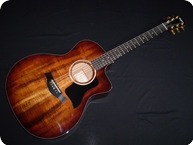Taylor 224CE K Dlx 2018 Natural