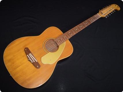 Fender Villager 1969 Natural
