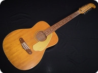 Fender Villager 1969 Natural