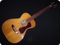 Guild Guitars F20 1979 Natural