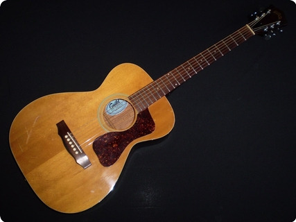Guild Guitars F20 1979 Natural