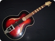 Framus Black Rose 1954 Sunburst