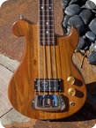 R. C. Allen Travel Bass 1965 American Walnut Finish
