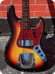 Fender Jazz Bass 1965 Original Sunburst Finish