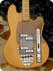 Hayman 4040 Bass 1973 Natural Finish