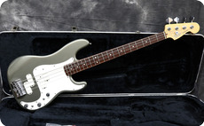 Fender Elite Precision Bass II 1983 Pewter