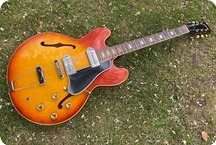 Gibson ES330 1966 Sunburst