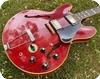 Gibson ES345 1966-Cherry Red